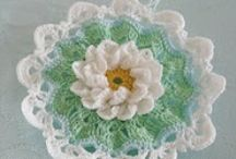 CROCHET DOILIES TABLECLOTHS RUNNERS BEDSPREADS / by lamawa1201