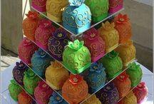Cupcakes yummy! / by Nadine Hammill