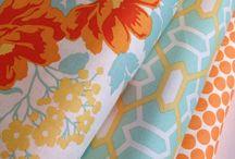 Fabric / by Nadine Hammill