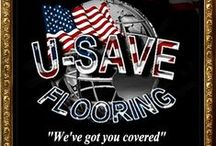 U-SAVE Flooring Wholesale & Distribution / We are a Wholesale/Distribution Flooring Company located in Fresno Ca. We offer LVT, Hardwood, Bamboo, Laminate, Vinyl, Commercial Carpet Tiles, Carpet, Pad, Logo Mats, Sports Rugs, and Designer Rugs. #997061 Follow us on Facebook ---->  https://www.facebook.com/BBVgirl / by Andie Medina