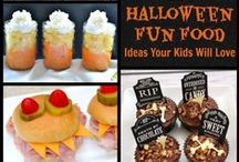 Halloween Ideas / Crafts, recipes and kids ideas to celebrate Halloween / by Kenarry: Ideas for the Home