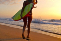 New goal. . . Become a beach bum! / by Keilee Glines