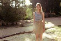 Her Wear / Female fashion fanatic / by Dusty Knapp
