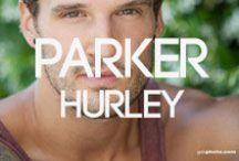 Model Parker Hurley / by BANG+STRIKE