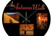 *** AN AUTUMN WALK / Things you might see, on an Autumn day outside. / by Dandy Mariella