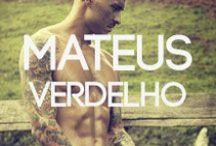 Model Mateus Verdelho  / by BANG+STRIKE