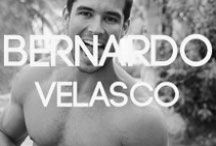 Model Bernardo Velasco / by BANG+STRIKE