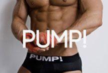 PUMP Underwear At BANG+STRIKE / by BANG+STRIKE