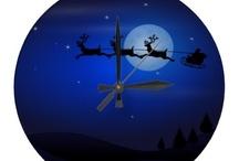 *** ENJOY CHRISTMAS MAGIC / Christmas Art / by Dandy Mariella