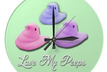 *** PEEPS & HEARTS / A HEART to HEART CONVERSATION with my PEEPS / by Dandy Mariella