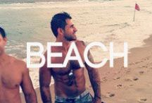 Men's Beachwear ✯ / What to wear on the beach this Summer  / by BANG+STRIKE