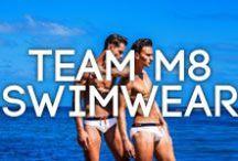 Teamm8 Swimwear At BANG+STRIKE / Teamm8 Swimwear Exclusive in the UK to BANG+STRIKE  / by BANG+STRIKE