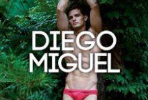 Diego Miguel / #DiegoMiguel / by BANG+STRIKE