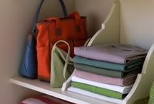 We love- ORGANIZING / Home decor and organization ideas that make your home feel proper and tidy. / by Craftionary . net