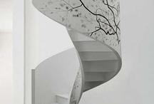 DETAILS: Stairway to Heaven / #Interior Design #Stairs / by Terri Davis Art + Design