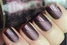 Her NAILS / by Craftionary . net