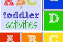 Kids- Preschool & Sunday School / by Never a Dull Moment
