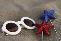 Red, White & Blue / We're always feeling patriotic. / by Zenni Optical