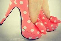 Shoes  / by Kendraa Mahaffey