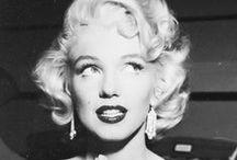 Marilyn Monroe / by Kendraa Mahaffey