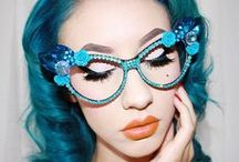Get Wild / Make a statement by adding an eye-catching pair of glasses (pun intended). / by Zenni Optical
