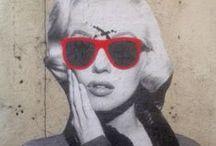 Art for Eyes  / Stunning Art Inspired by Glasses  / by Zenni Optical