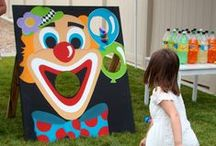 KIDS PARTY IDEAS / Grand party planner / by Joann Grosskopf