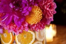 Floral Inspirations / My passion for floral arrangements ... happy pinning! =) / by Lareveuse