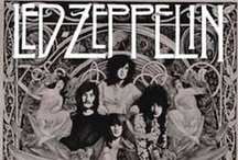 Led Zeppelin / Led Zeppelin is one of my all time favorite rock bands! My favorite albums are Houses of the Holy and Led Zeppelin IV. / by Kerri