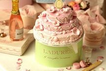 Cakes Couture  / Chef cakes, beautiful cakes, pastries  / by Danielle Susman
