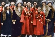 Family Romanov / by Debra Jones