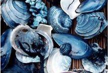 linnen blue / by Nainoa