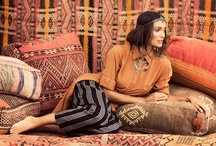 Sexy Chic Moroccan Style  / With a fondness for Moroccan design, I truly love the graphic punch and saturated color often seen in this culture.                                                                              / by Royal Bohemian By: Rebecca Schultz