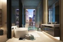 Bathroom / by Sandra Kim