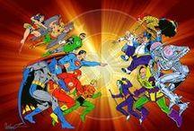 DC Comics / DC Comics Superheroes / by Chelle Carpenter Murray