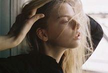 - - Hairdos - - / by Katia Nikolajew // Bewolf Fashion