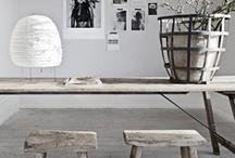 - - My kinda home//Neutral style - - / by Katia Nikolajew // Bewolf Fashion