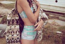 - - Swimwear//Fashion inspo - - / by Katia Nikolajew // Bewolf Fashion