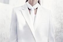 - - White out//Fashion inspo - - / by Katia Nikolajew // Bewolf Fashion