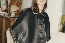 - - Leather// Fashion inspo - - / by Katia Nikolajew // Bewolf Fashion