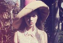- - Hats & Headpiece//Fashion inspo - - / by Katia Nikolajew // Bewolf Fashion