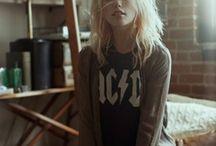 - - T's addiction//Fashion inspo - - / by Katia Nikolajew // Bewolf Fashion