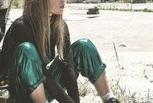 - - Metallic//Fashion inspo - - / by Katia Nikolajew // Bewolf Fashion
