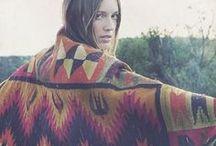 Scarves & Ponchos//Fashion inspo / by Katia Nikolajew // Bewolf Fashion
