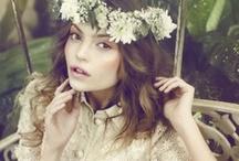 - - The perfect bride - - / by Katia Nikolajew // Bewolf Fashion