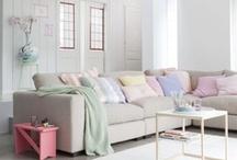 - - My kinda home//Pastel style - - / by Katia Nikolajew // Bewolf Fashion