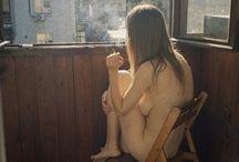 - - Baring it all//Photography - -  / by Katia Nikolajew // Bewolf Fashion