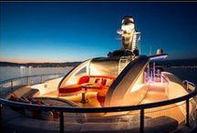 Luxury Yachts / by Sandra Kim