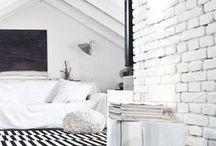 - - My kinda home//B&W style - - / by Katia Nikolajew // Bewolf Fashion