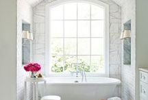 Bathroom Designs / by A Charmed Life at Home